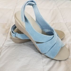 Clarks Cloudstepper Sandals